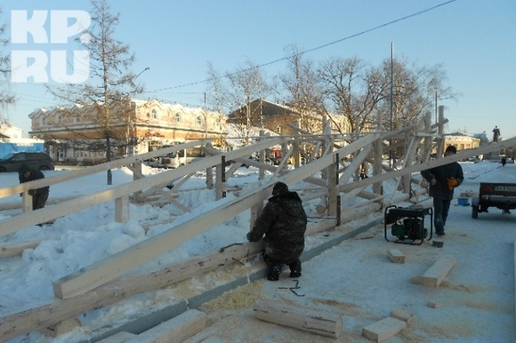 Масленица в Вологде | Вологодская область