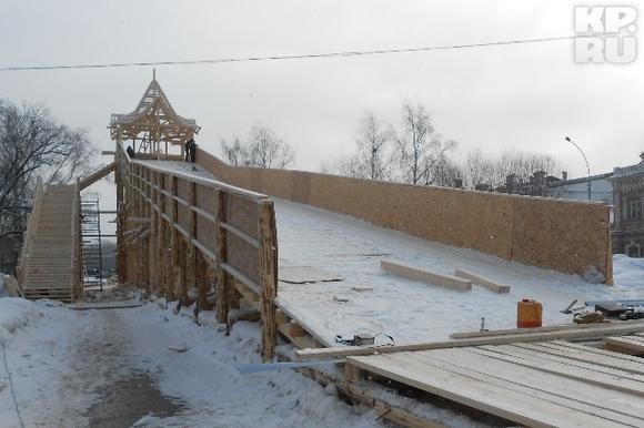 Масленица в Вологде | Вологодский край